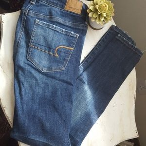 American Eagle Super Super Jeans